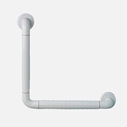 Das neue Anti-Rutsch-Assist-Bad Griff Bar Griff L-förmige Haltebügel 12 x 12 Zoll -Handicap Wandmontierte Handlauf - Badezimmer Grabbar Anti-Rutsch-Sicherheit Toilettenschienen Duschschiene für ältere