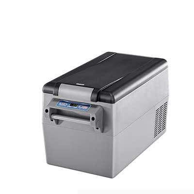 Refrigerador de refrigerador electrónico portátil, gabinete de almacenamiento de alimentos de control de temperatura preciso, enfriamiento rápido, capacidad de más de 20 litros, trabajo de bajo ruido