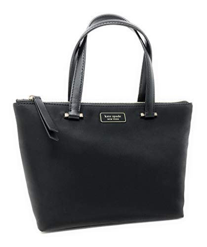 Kate Spade New York Dawn Insulated Tote Black Nylon