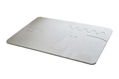 ENFANCE(アンファンス)浴室足ふきマットホワイトサイズ:60×39×0.9cm