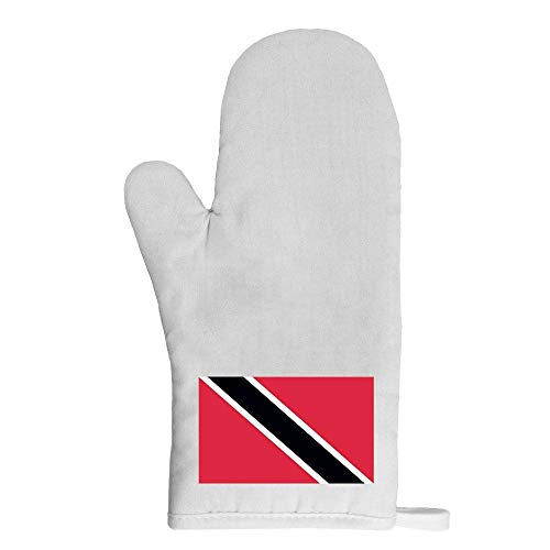 Mygoodprice Ofenhandschuh Topflappen Flagge Trinidad & Tobago