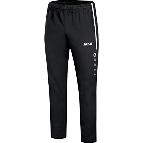 JAKO Damen Striker 2.0 Präsentationshose, schwarz/weiß, 38