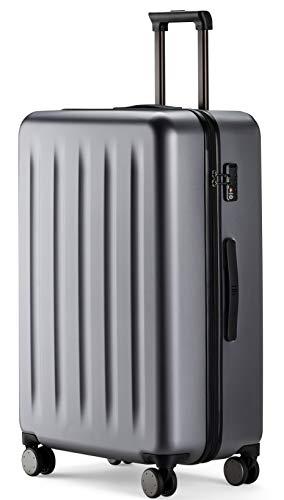 90FUN Handgepäck Koffer, Leichter Hartschalen Trolley mit TSA-Zahlenschloss, 55,5 x 37,5...
