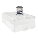Sealy Elite Ultimate Luxury Cotton Mattress Pad