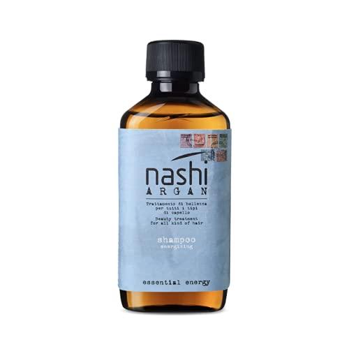 Nashi Argan Shampoo Energizing Anticaduta Rinforzante per Cute e Capelli (200ml)