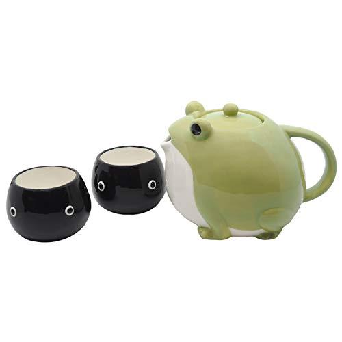 Teapot & teacup tea frog San Art Gift Goods Character Goods Store