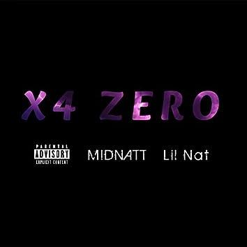X4 ZERO