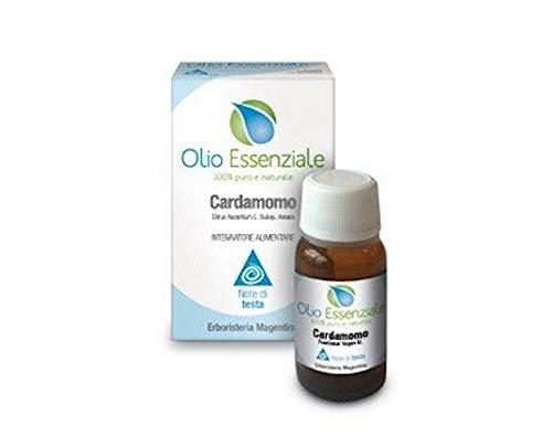 Erboristeria Magentina - Olio Essenziale Cardamomo 5ml - Integratore Almentare