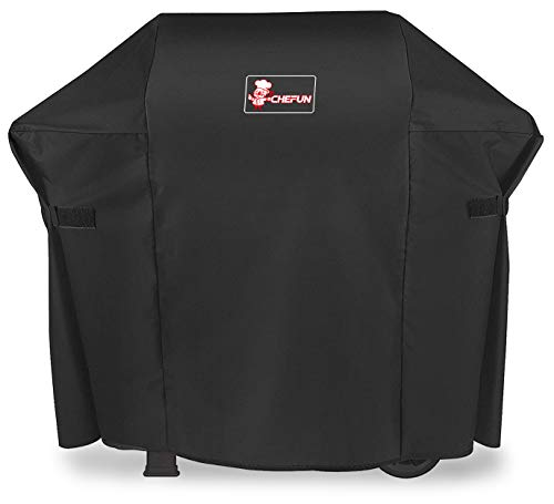 CHEFUN 7138 Grill Cover for Weber Spirit 200 and Spirit II 200 Series Gas Grils48 inch Gas Grill Cover Heavy Duty UV amp Waterproof amp Weather Resistant Outdoor BBQ Cover