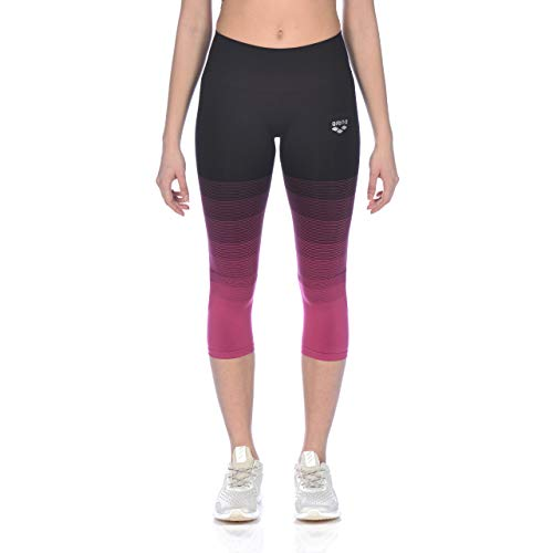 ARENA Dames Sport 3/4 broek Tights naadloos