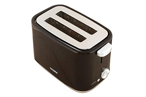 Desire Cool-Touch Pop-up Toaster 2 Extra Wide Slots 7 Stage Browning Dials,...