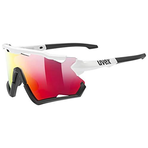 uvex(ウベックス) スポーツサングラス UV400 くもり止め ミラーレンズ 自転車/アウトドア sportstyle 228