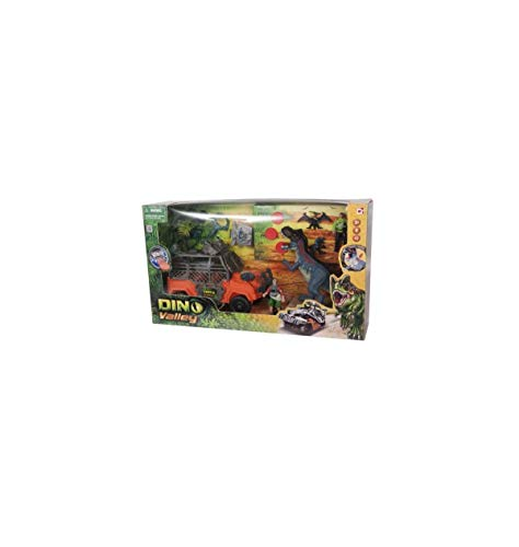 Fab Distributions 4893808200101 Dino Valley dinocaptor Spielset