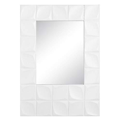 Couleur au Choix Miroir /Él/égant pour la Salle de Bain ou Chambre 150 x 45 cm CLP Miroir Inclinable en Bois Yolanda /à roulettes Noir