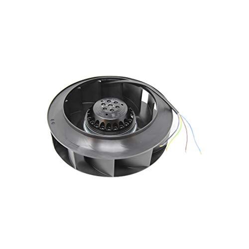 R2E220-AA40-05 Ventilatore: AC radiale 230VAC Ø220x71mm 860m3 h a sfere IP44 EBM