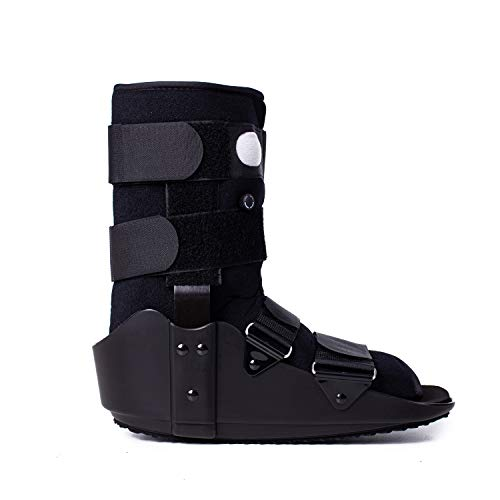 Medibot Air Cam Walking Boot for Broken Fracture Ankle Sprain Relief Size L