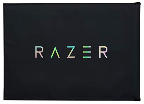 Razer Protective Sleeve V2 15.6インチ ノートパソコンスリーブ ケース 防水加工 PVC キャンバス 高耐久性素材 マウスマット付き 【日本正規代理店保証品】 RC21-01580100-R3M1