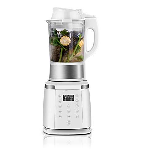 Sale!! JION Robot culinaire smoothie 1200W avec mélangeur, lame en acier inoxydable à 3 couches et...