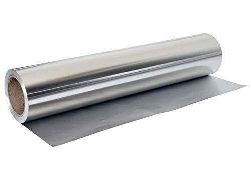 Bundle Aluminium-Dampfsperre 0,030 x 1.000 mm, 15m + Aluminium Selbstklebeband