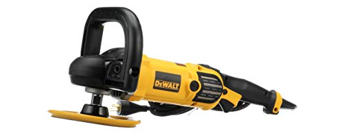 DEWALT Buffer/Polisher, Variable Speed, Soft Start, 7-Inch/9-Inch (DWP849X)