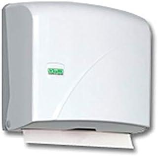 Vialli K1 Z FOLDED PAPER TOWEL Dispenser, 200 Paper - White…