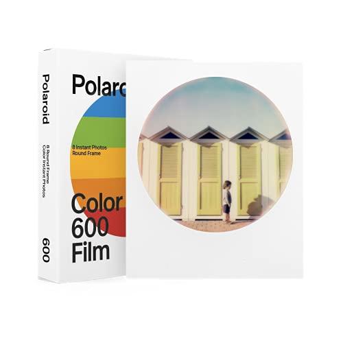 Polaroid - 6021 - Color film for 600 - Round Frame