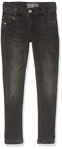Blue Effect 0226 Jungen Ultrastretch Jeans, Schwarz (Black denim), 140