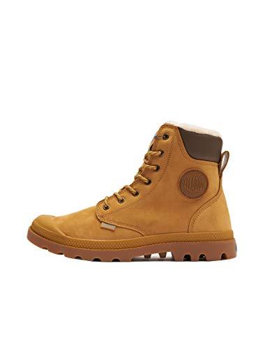 Palson Pampa Sport Wps - Zapatos de cuero unisex, Amarillo (Jaune (Amber Gold/Gum)), 36