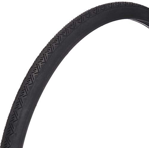 ブリヂストン(BRIDGESTONE) LONGREAD(ロングレッド) タイヤ、チューブ1本巻 クロサイド LR26BLB1 F272814 ブラック 26x1-3/8