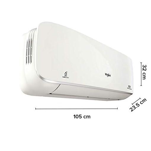 Whirlpool 1.5 Tons 3 Star Wi-Fi Inverter Split AC