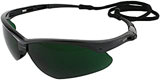 "Jackson Safety 25671 Nemesis Shade 5.0 Safety Glasses Black, 10"" x 7"" x 4"""