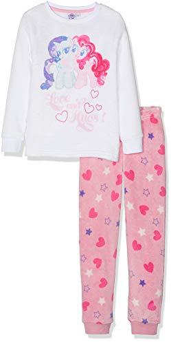 My Little Pony 2612 Pijama, Blanco (Blanc Blanc), 2 años para Niñas
