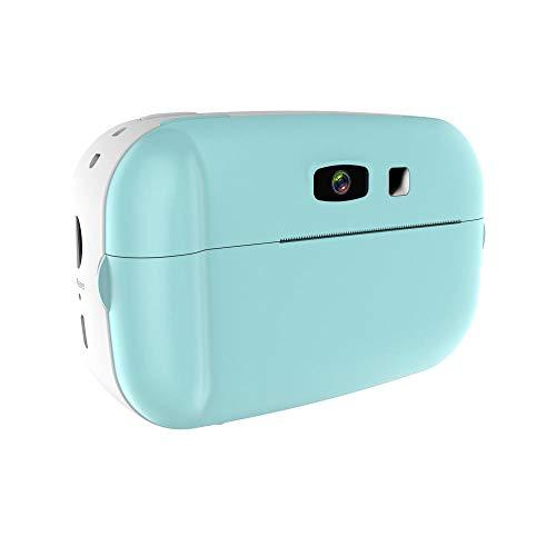 Kinder Kamera Mini Digitalkamera Die Sofortbildkamera Für Kinder, Eine Hochauflösende Druckkamera, Kann Fotoaufkleber Drucken