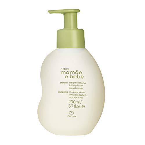 Baby Shampoo - Natura Mamãe e Bebê