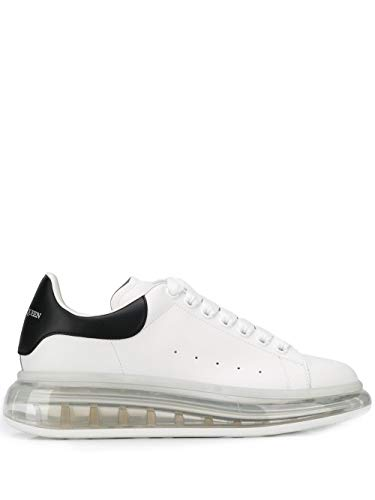 Luxury Fashion | Alexander Mcqueen Heren 604232WHX989061 Wit Leer Sneakers | Seizoen Permanent