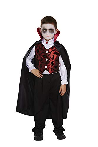 BOYS DELUXE VAMPIRE COSTUME - LARGE