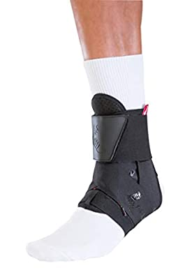 Mueller Sports Medicine The One Ankle Brace Premium, Black, Medium