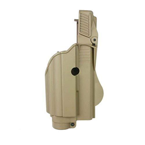 Taktisches Licht/Laserholster Level II für Glock 17, Glock 19, Glock 22, Glock 23, Glock 25, Glock 31, Glock 32