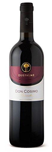 6x 0,75l - 2018er - Cantina Due Palme - Don Cosimo - Primitivo - Salento I.G.T. - Apulien - Italien - Rotwein trocken