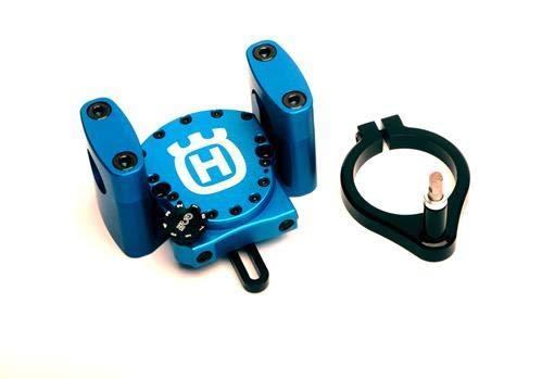 GPR V4 Steering Damper Kit Solid Mount UHP1502035 2016+ TE FE 125 150 250 300 350 450 501 UHP1502035
