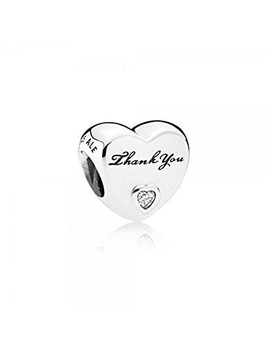 PANDORA - Sharm Gracias 925/1000 Plata de Pandora 792096CZ