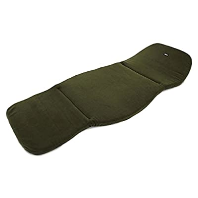 ABODE® Contoured Memory Foam Bedchair Mattress Topper Carp Fishing Camping Bed Cover from Global Outdoors Ltd