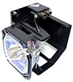 Replacement for Mitsubishi Wd-62528 Lamp & Housing Projector Tv Lamp Bulb by Technical Precision