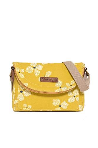 Brakeburn Hortensien-Tasche, Gelb, Orange - bronze - Größe: Einheitsgröße