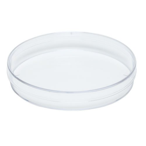 Petri Dish, Polystyrene, 60x15mm, 3 Vents, E.O. Sterile, Karter Scientific, 206D2 (Pack of 10)