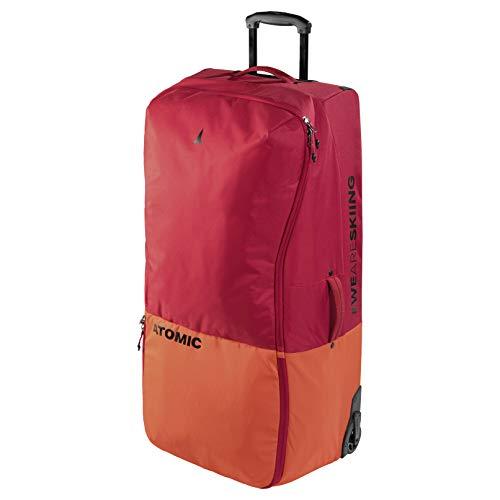Atomic Unisex Trolley, 90 litres, 76 x 42 x 38 cm, Polyester, Red/Bright Red, AL5037610