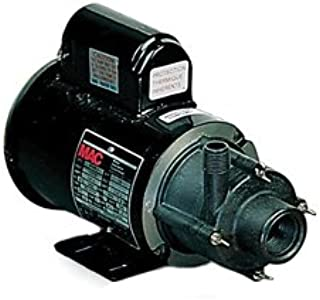 Little Giant TE-5-MD-HC Chemical Pump, 20 gpm, 1