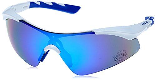 XLC Sonnenbrille Komodo SG-C09, weiß/Blau