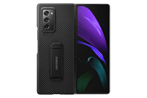 Samsung Galaxy Z Fold2 Amarid Standing Cover, Nero