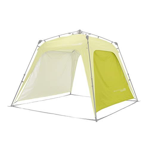 Lumaland x Where Tomorrow Pared Lateral para Gazebo de Camping - Carpa de jardín – Cenador para Patio – Ideal para Acampada/Festival – Instalación Fácil – Verde